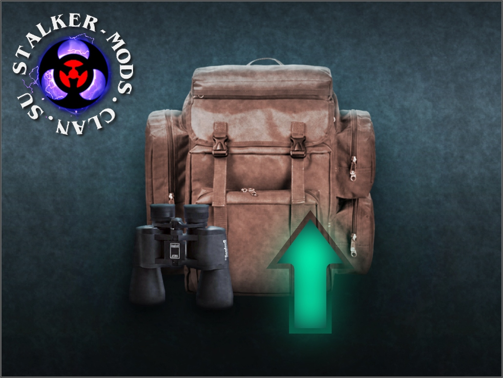 TRX Upgradable Binoculars + Backpacks