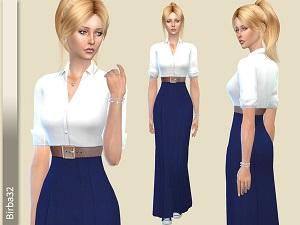 Повседневная одежда (платья, туники)  - Страница 31 19478280