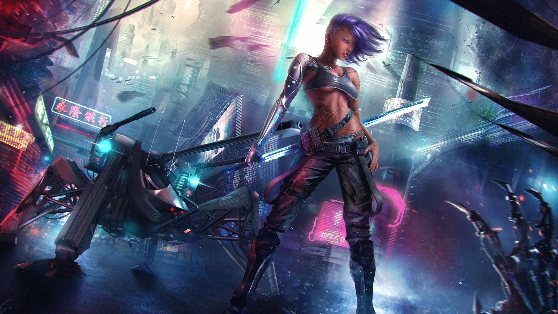 CD Project Red достигла «важной точки» в разработке Cyberpunk 2077