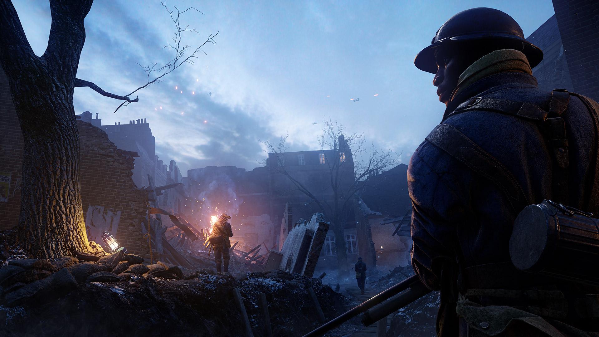 Battlefield 1: «Волны перемен» выйдет 11 декабря