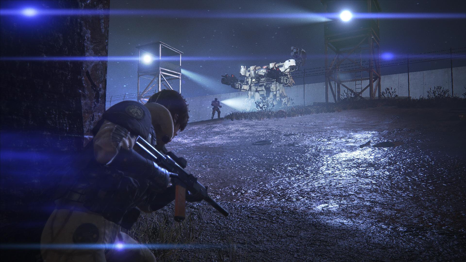 Square Enix хочет превратить Left Alive в AAA-бренд