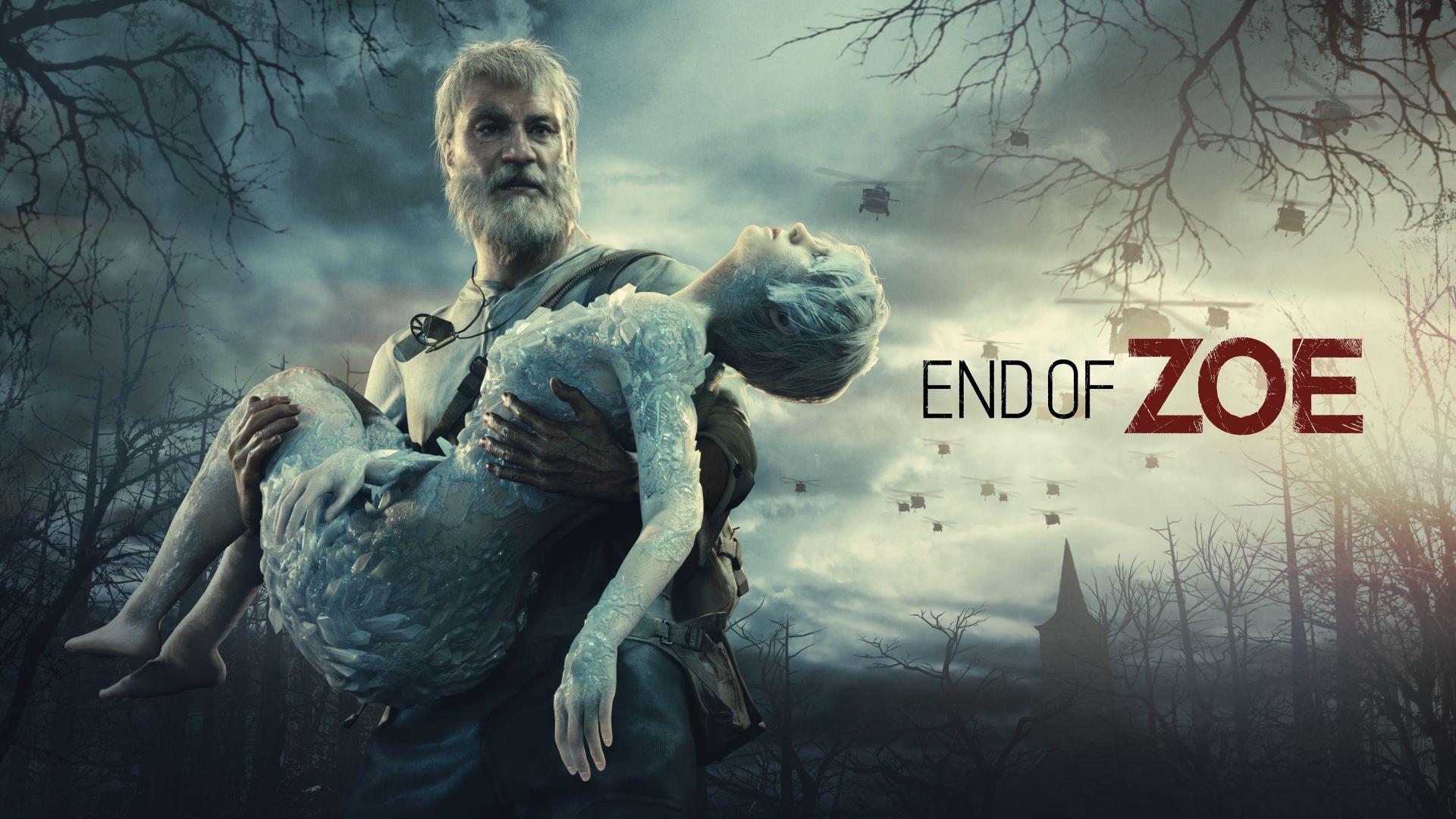 Вышел новый трейлер DLC End of Zoe для Resident Evil 7