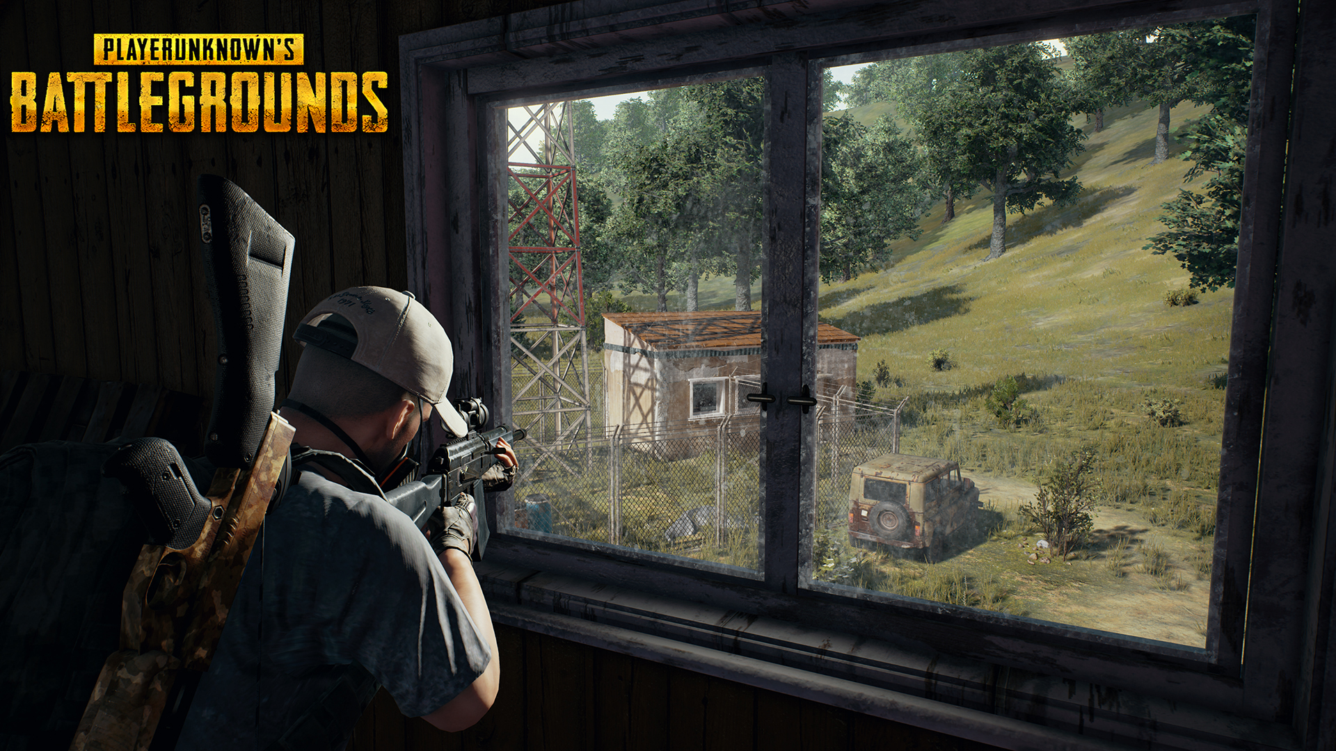 В PlayerUnknown's Battlegrounds добавят новое оружие на этой неделе: DP-28 и AUG A3