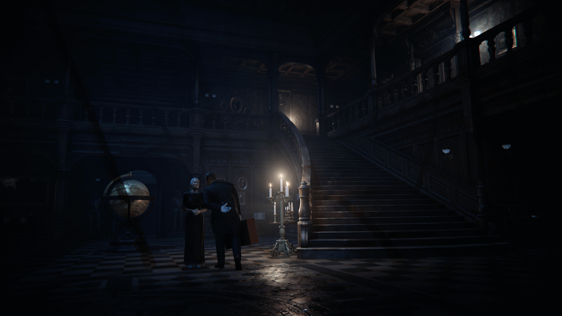 Мистика, тайны и поиск ответов — в первом геймплейном трейлере Black Mirror. Опубликованы системные требования игры