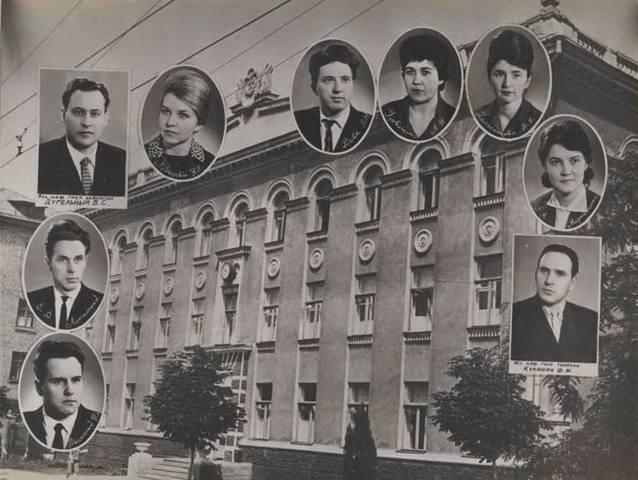 ВЫПУСК 1965