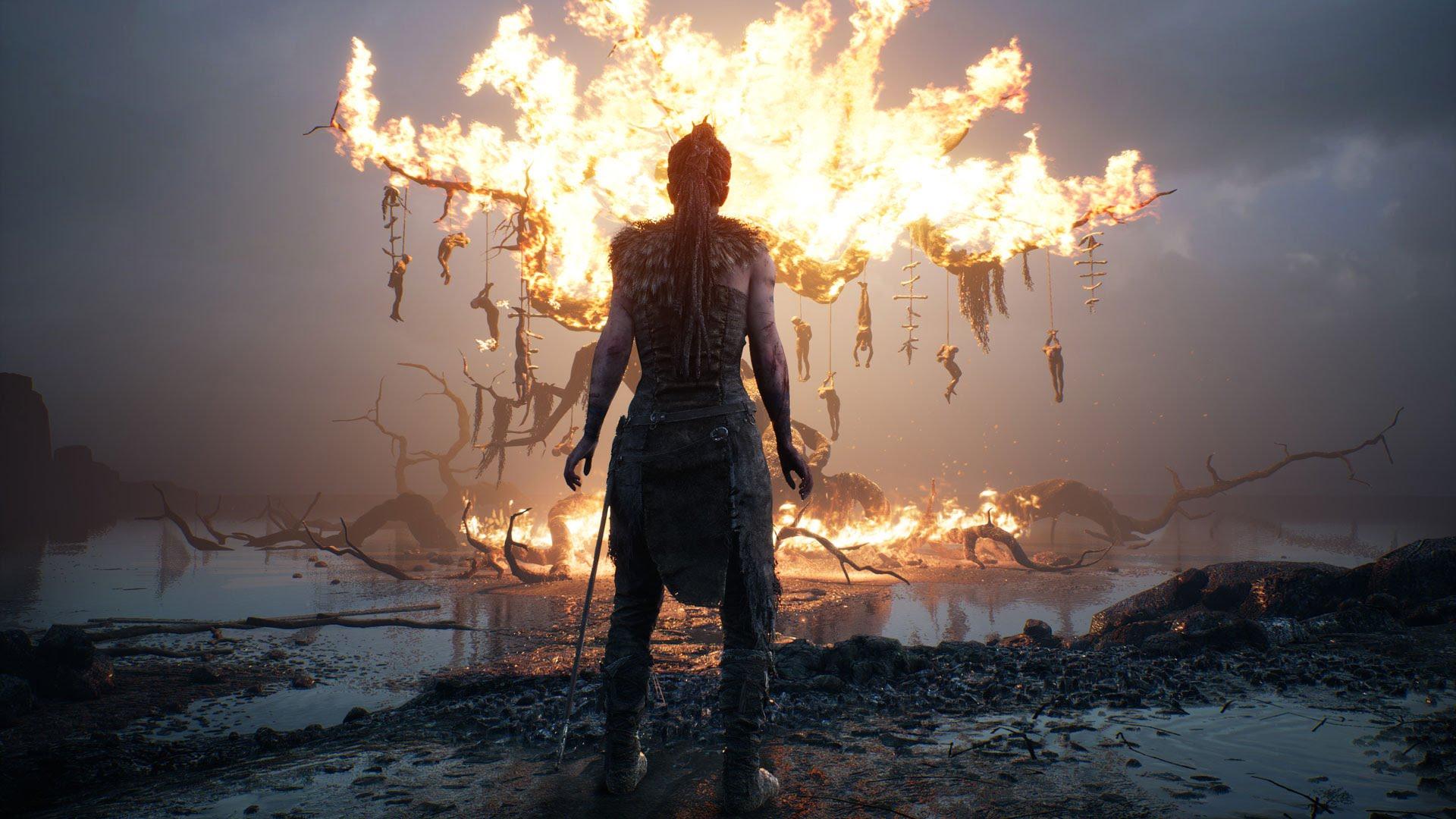 Черная Пятница: в GOG началась распродажа игр — скидки на Hellblade: Senua's Sacrifice, Witcher 3, Torment: Tides of Numenera и другие игры