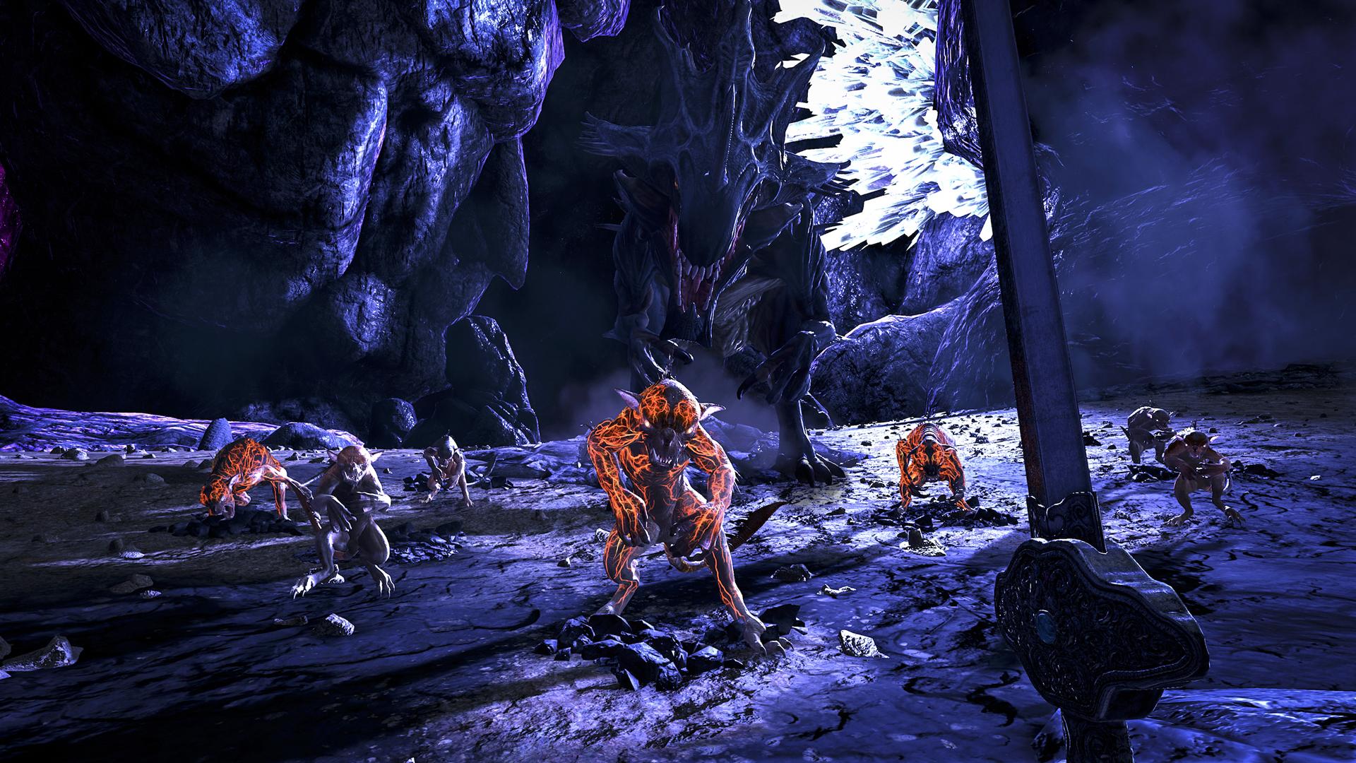 Дополнение ARK: Survival Evolved — Aberration выйдет в декабре. В игре появятся динозавры-мутанты