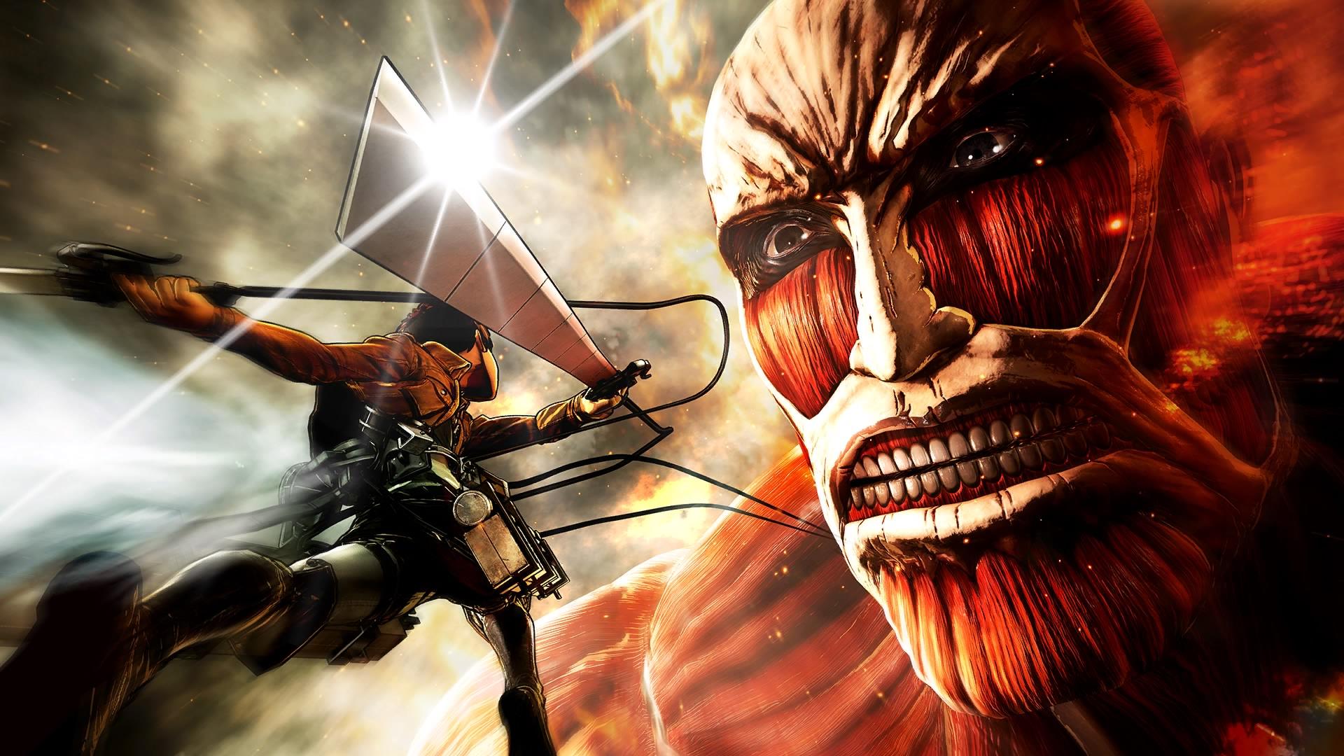 Посмотрите новые скриншоты Attack on Titan 2 и узнайте подробности геймплея