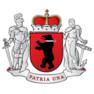 герб для Республики Литва на основе исторического герба Жемойтии «Медведь»