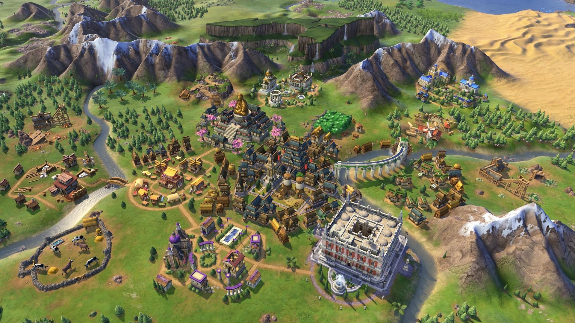 Анонсировано крупное расширение для Civilization 6 — Rise and Fall