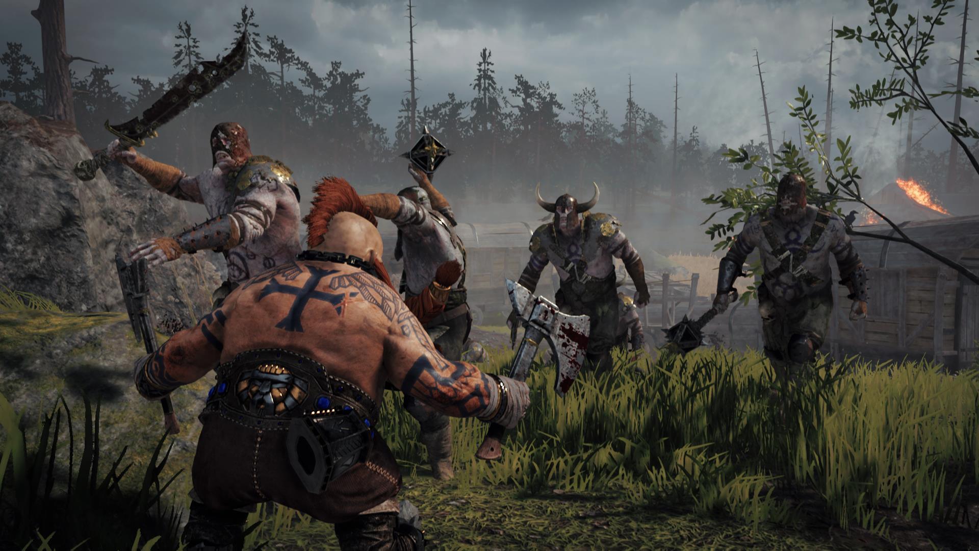 Новые скриншоты Warhammer: Vermintide 2
