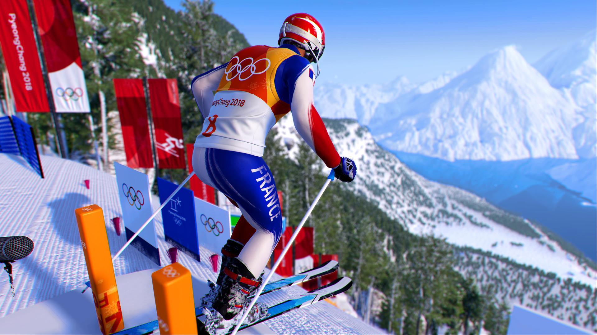 Посмотрите трейлер к выходу Steep: Road To The Olympics
