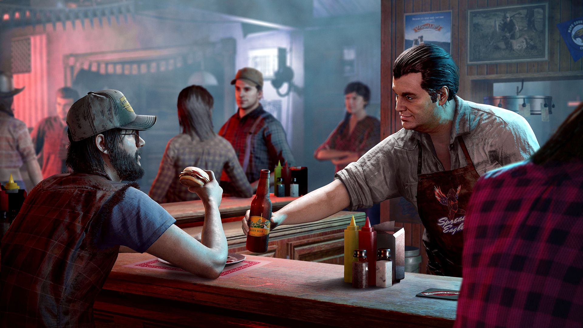 Ubisoft: «В миссиях Guns for Hire в Far Cry 5 есть настоящий подарок для игроков»