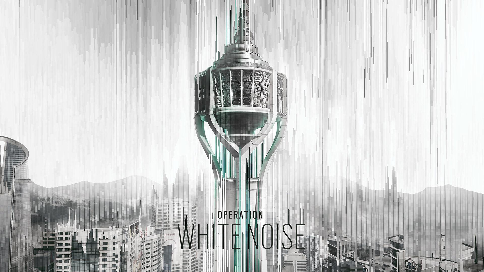 Вышло DLC White Noise для Rainbow Six: Siege посмотрите трейлер