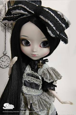 Pullip Monochrome Alice Limited Edition  19713906_m