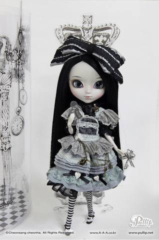 Pullip Monochrome Alice Limited Edition  19713963_m