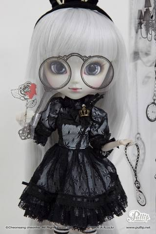 Pullip Monochrome Alice Limited Edition  19713964_m