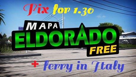 Fix Eldorado 1.6.9 for v1.30 + fery
