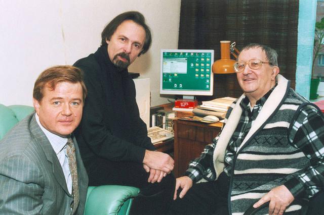 Аркадий и Борис Стругацкие - Страница 4 19726691_m