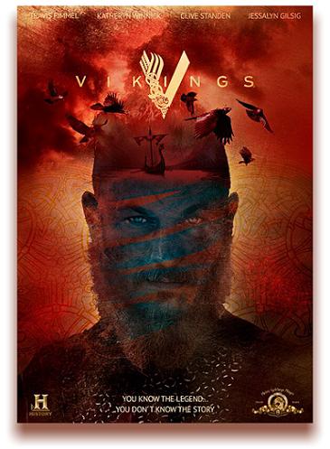 Викинги / Vikings [05х10 из 20] (2017) WEB-DLRip