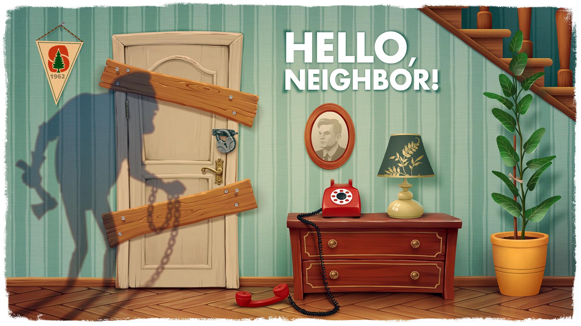 В честь выхода Hello Neighbor опубликован релизный трейлер