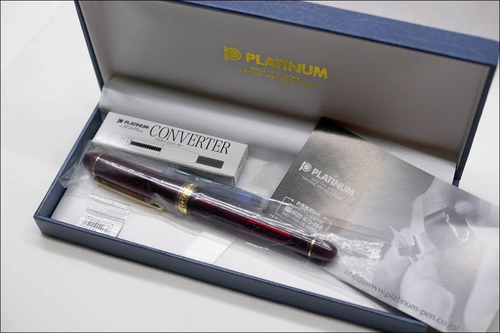 Platinum #3776 14K UEF
