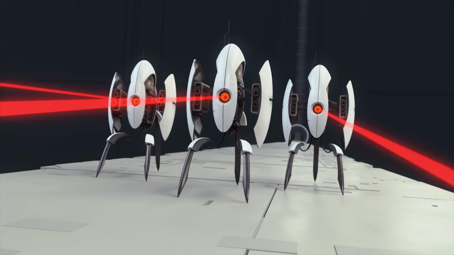 Авторы Bridge Constructor Portal работали с Valve, чтобы сохранить атмосферу Portal