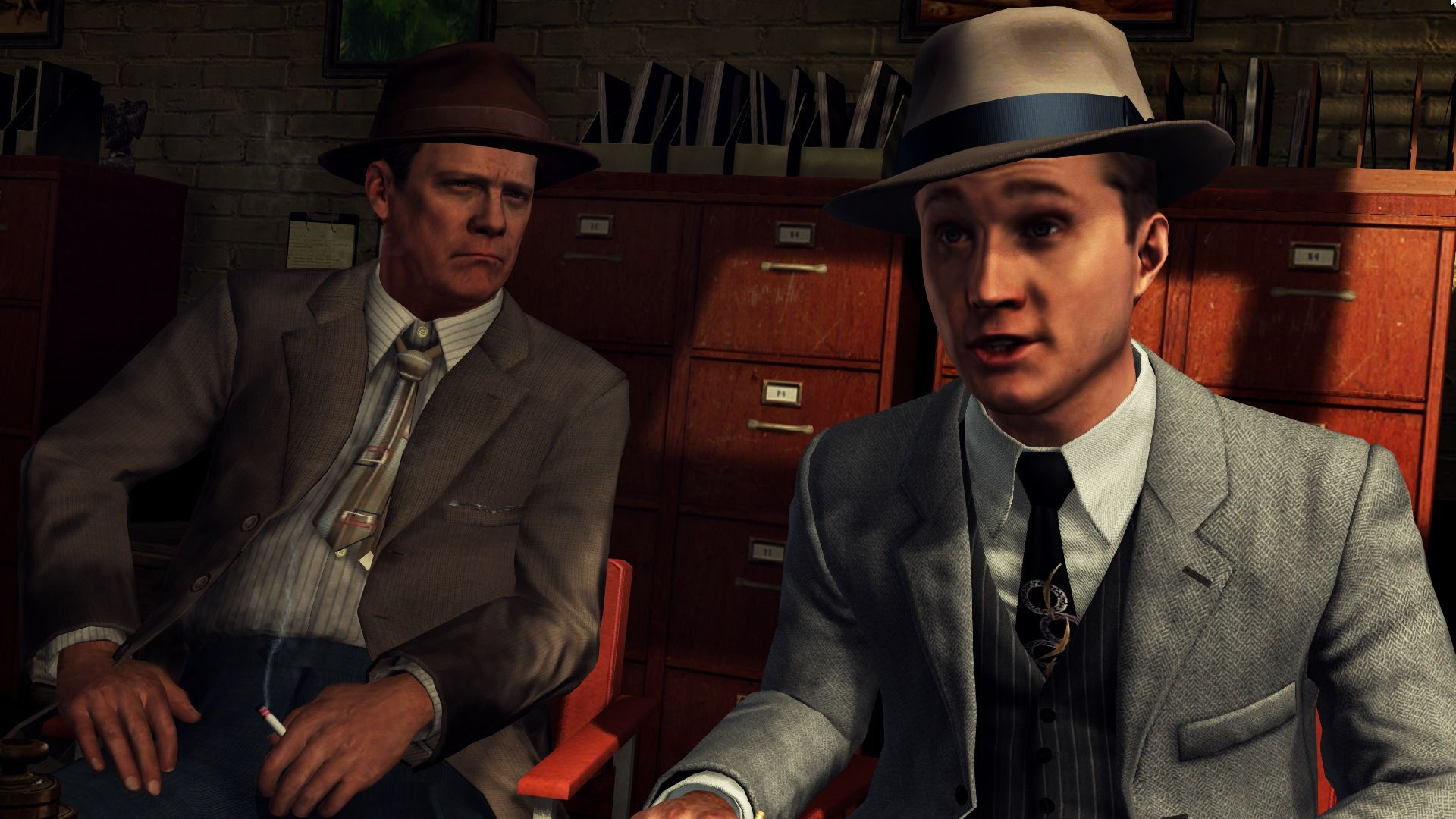 Объявлены системные требования L.A. Noire: The VR Case Files, игра требует минимум GTX 1070