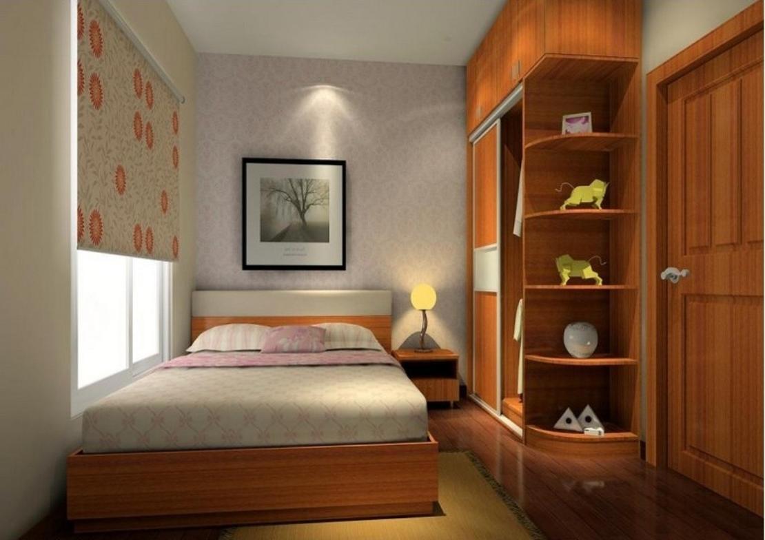 Спальная комната своими руками фото