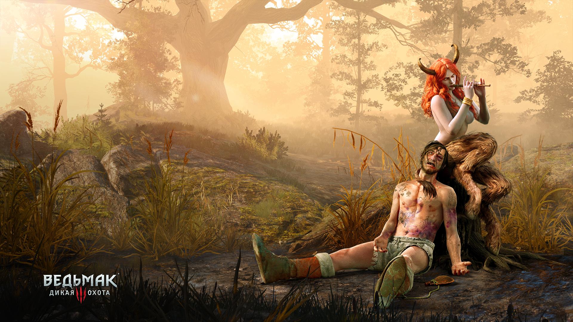 Сравнение The Witcher 3 на Xbox One X, PlayStation 4 Pro и PC