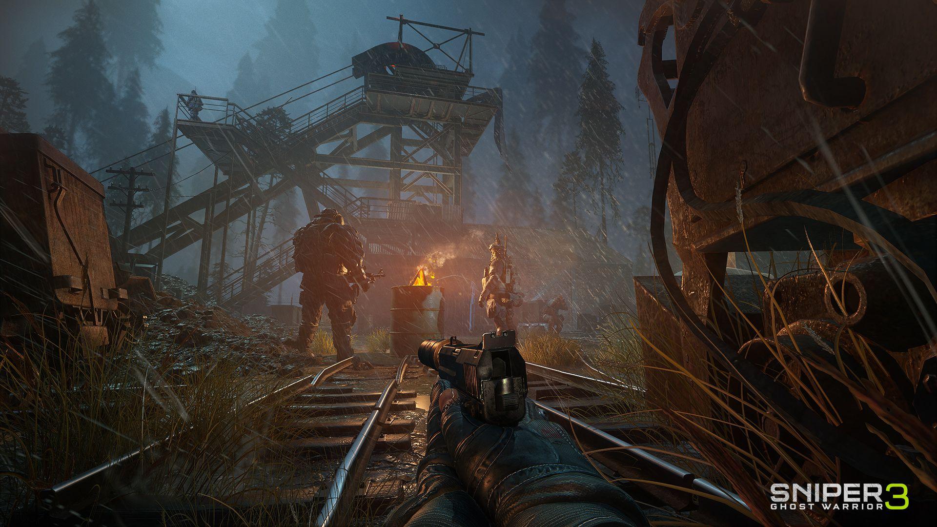 Мультиплеер появится в Sniper: Ghost Warrior 3 в следующем месяце