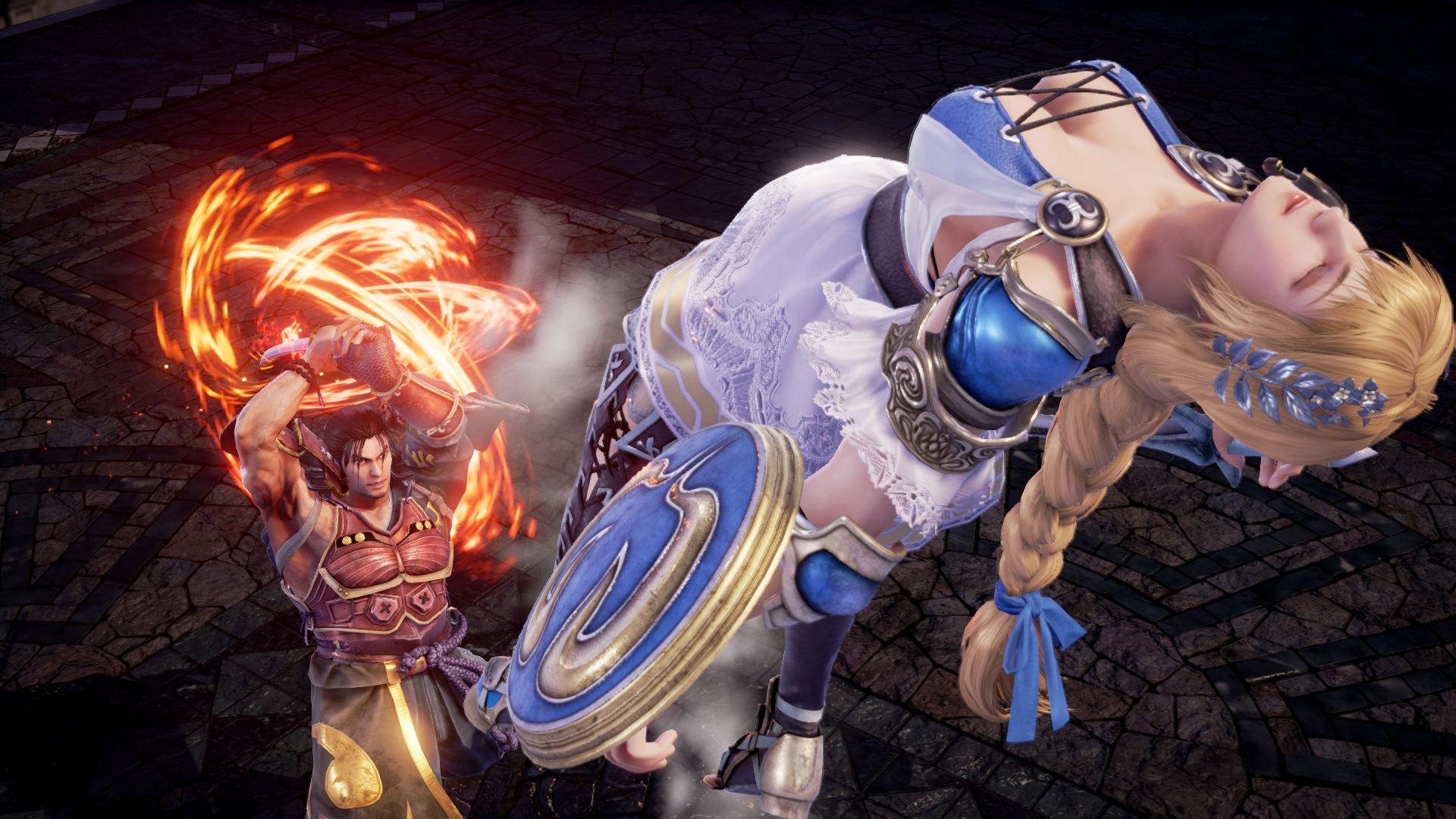 Bandai Namco представила новые геймплейные трейлеры SoulCalibur 6, Dragon Ball FighterZ и Ni no Kuni 2