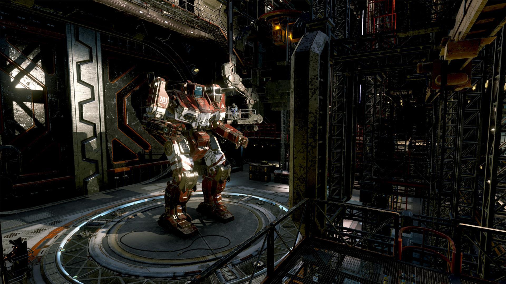 Новый 30 минутный геймплея MechWarrior 5: Mercenaries