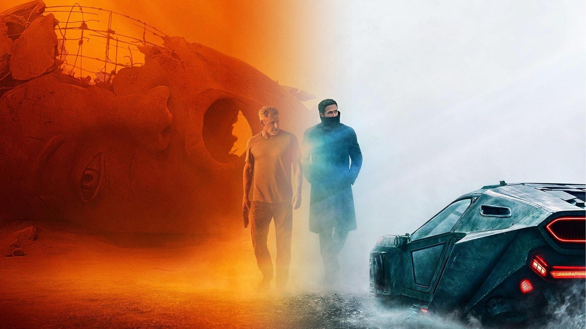 В фильме «Бегущий по лезвию 2049» используется огромное количество CGI-графики