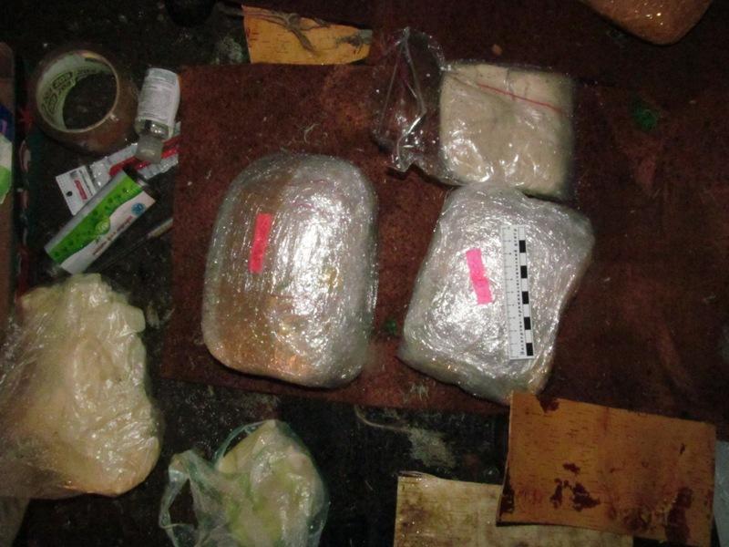 ВАдыгее задержали мужчину с5,5кг«экстази»
