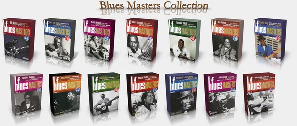 VA - Blues Masters - 17 Volumes Collection (2012) FLAC