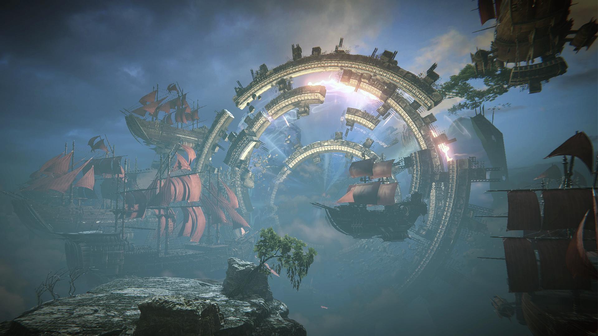 В Ascent: Infinite Realm можно будет создавать гибриды животных