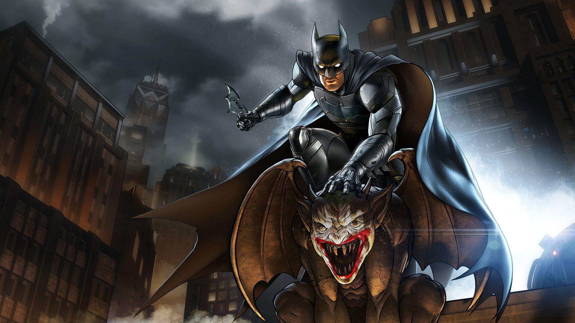 Четвёртый эпизод Batman: The Enemy Within выйдет в январе
