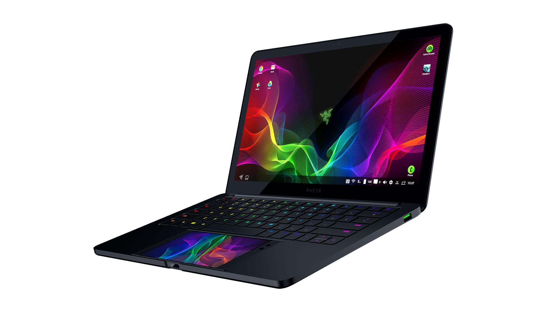 Razer представила Project Linda — ноутбук на базе Android-смартфона