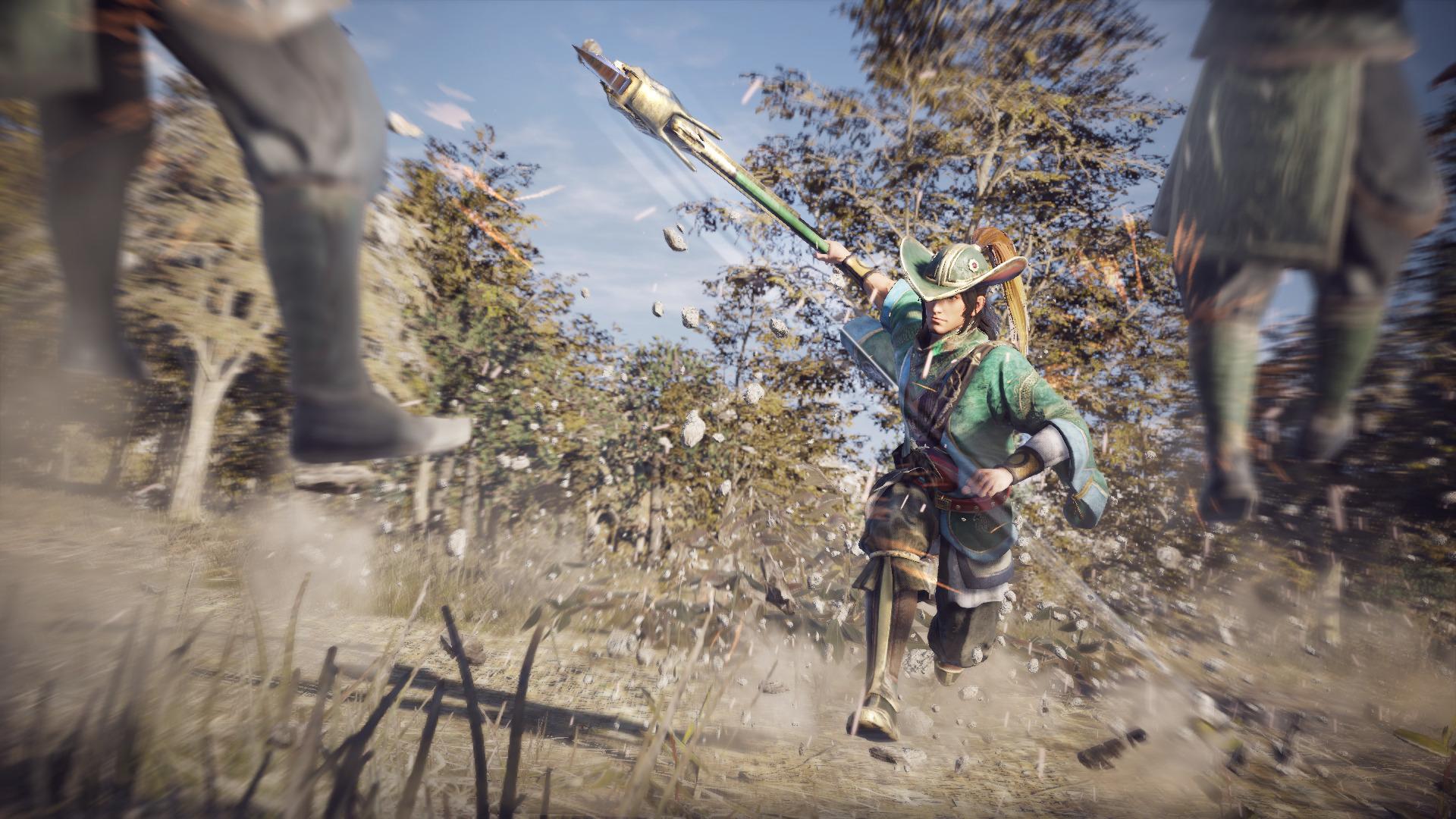 Новые трейлеры и скриншоты Dynasty Warriors 9: герои, лошади и многое другое