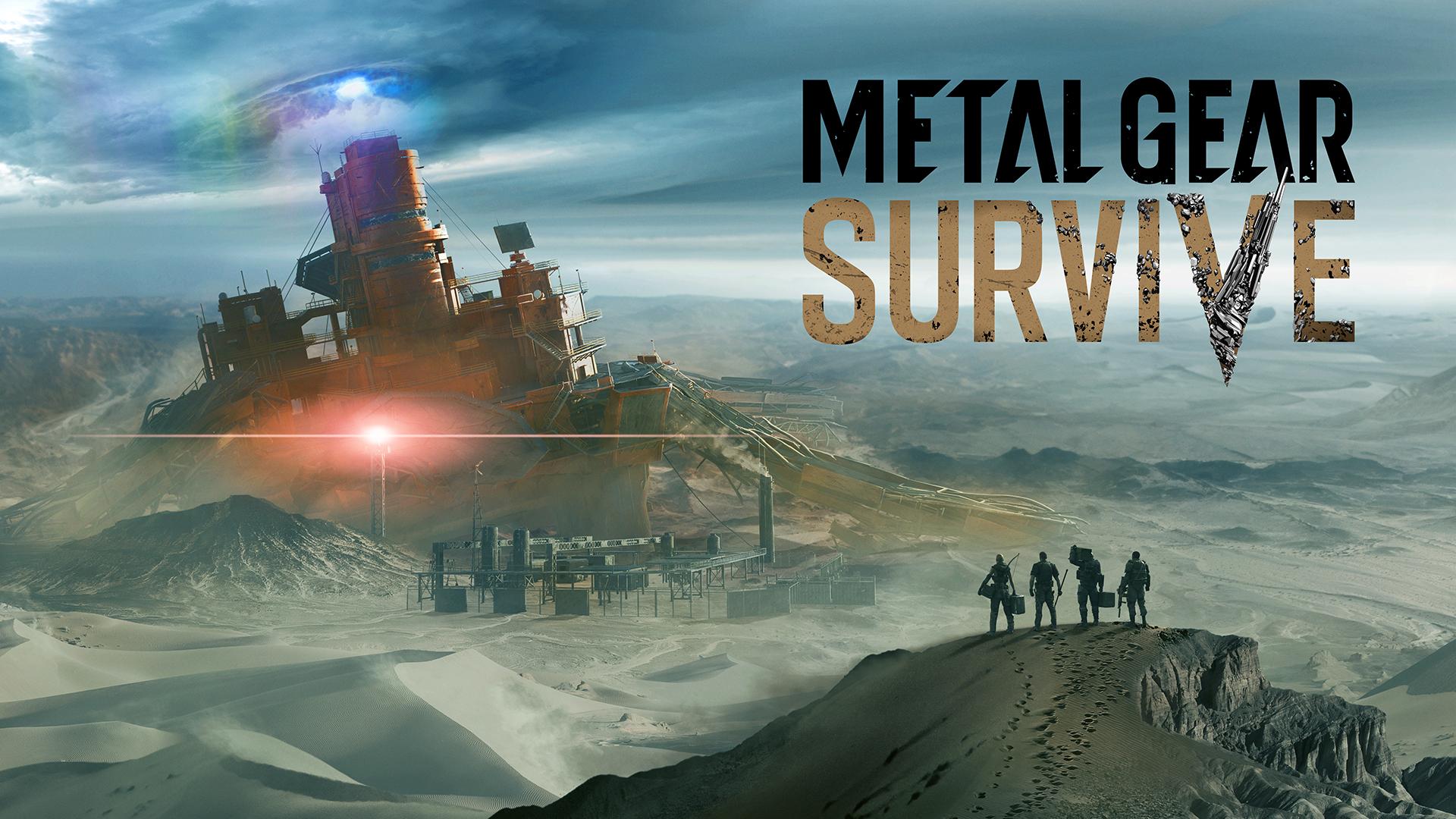 Опубликованы оценки Metal Gear Survive — слабовато для MGS