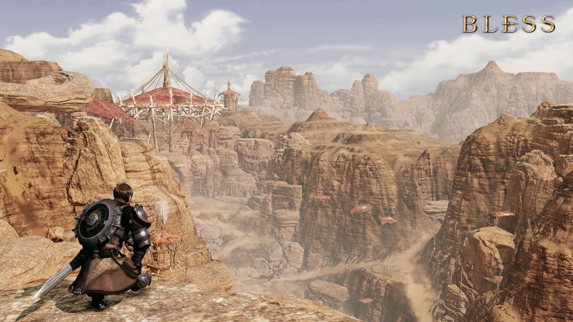 Разработка MMORPG Bless вышла на этап полировки базового контента