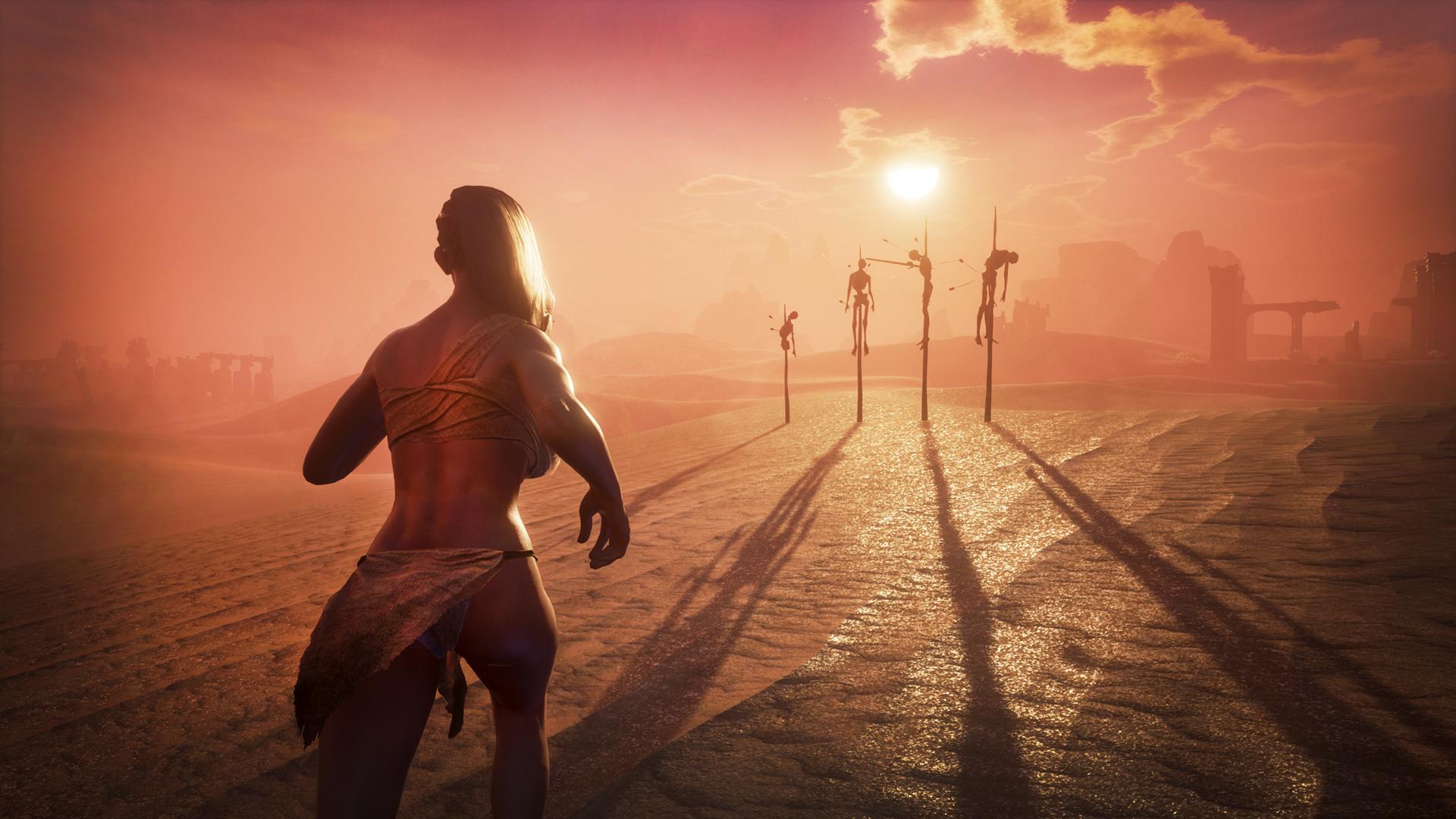 Релизная версия Conan Exiles будет работать без вылетов и получит новую боевую систему