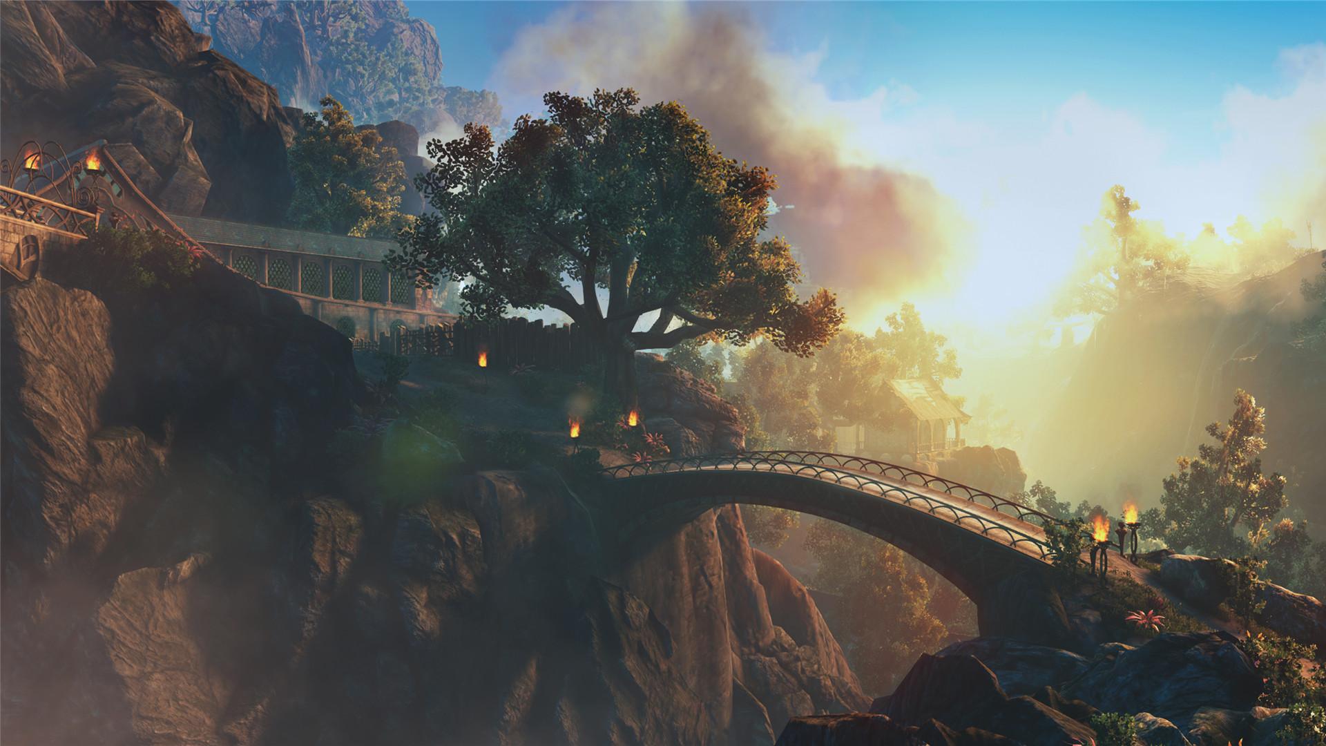 Для MMORPG Dark and Light вышло крупное обновление с новым подземельем, оружием и броней