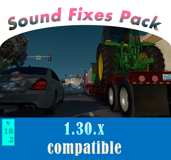 Sound Fixes Pack v18.2