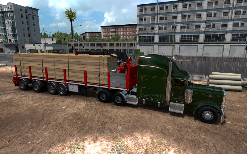 Reworked Brick Trailer [ATS]