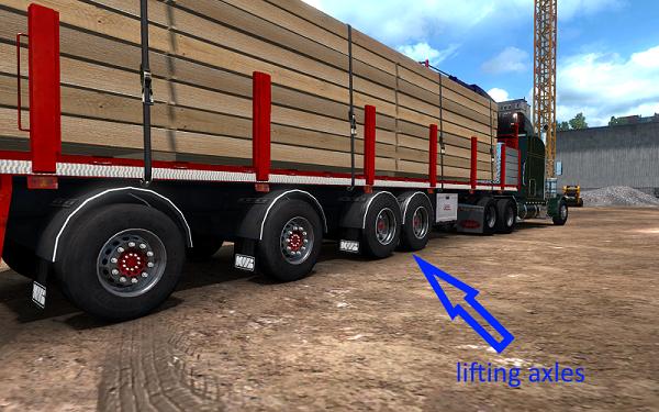 lift axles