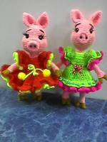 """Фотогалерея  """"Свинки Фрося и Нюша"""" 20341155_s"""