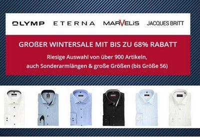 Промокод Hemden.de. Скидка 20% на распродажу!