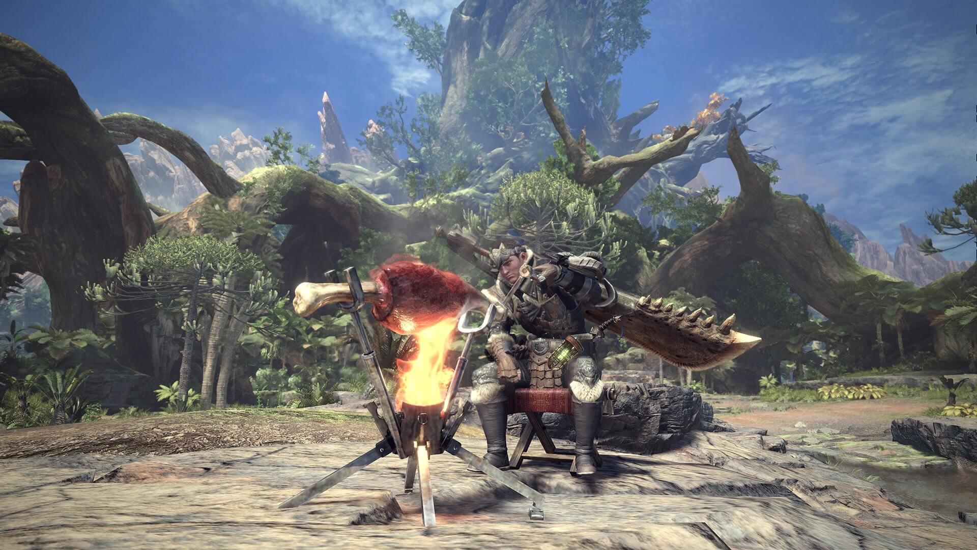 Опубликованы оценки Monster Hunter: World — великолепно